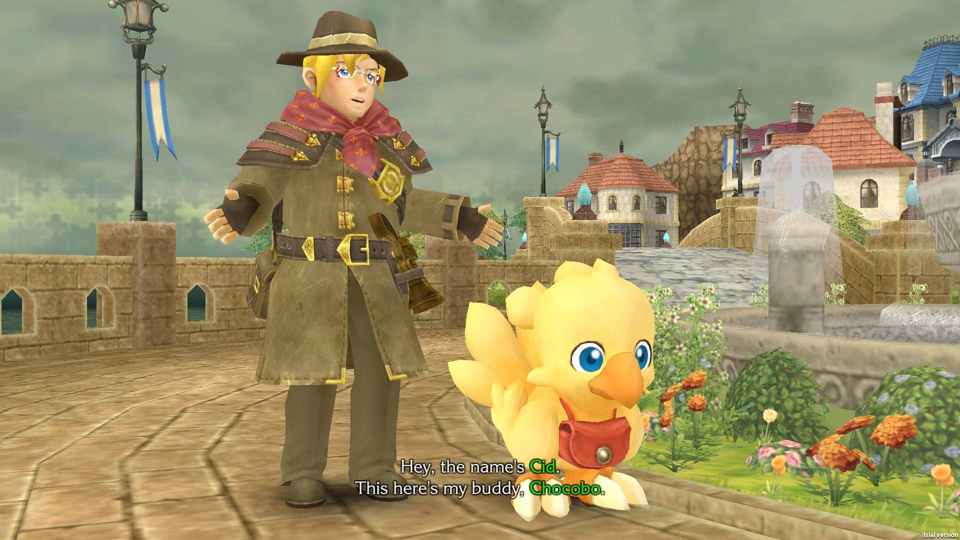 SQUARE ENIX - Games - Chocobo's Mystery Dungeon EVERY BUDDY!