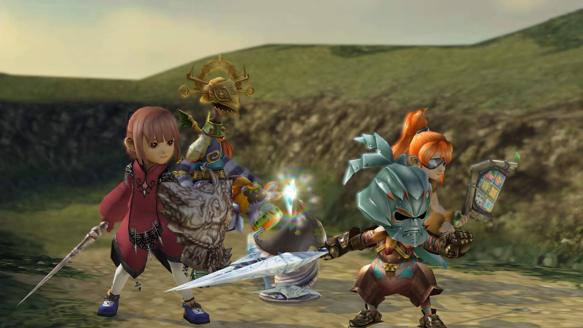 A message from the developers of FINAL FANTASY CRYSTAL CHRONICLES  Remastered Edition | Square Enix Blog