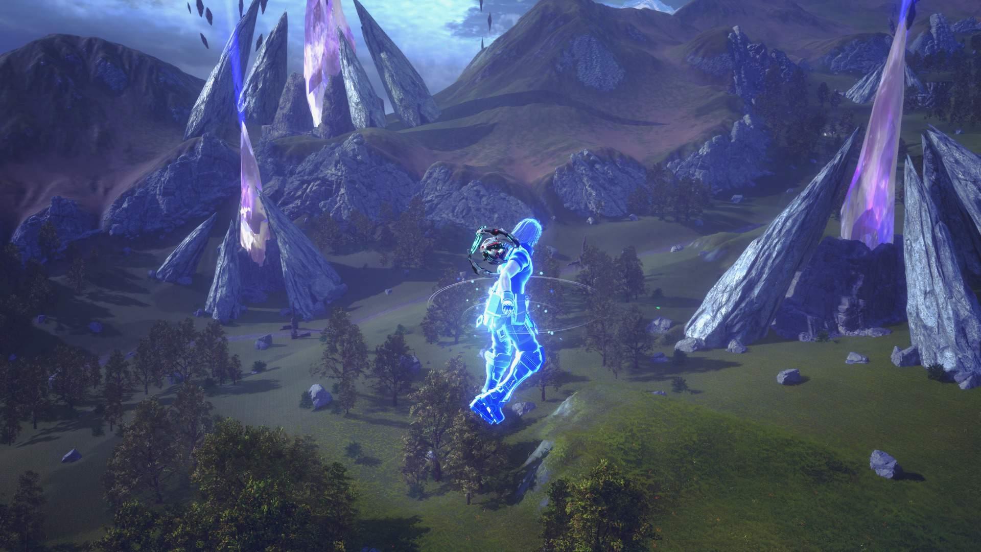 Star Ocean: The Divine Force screenshot
