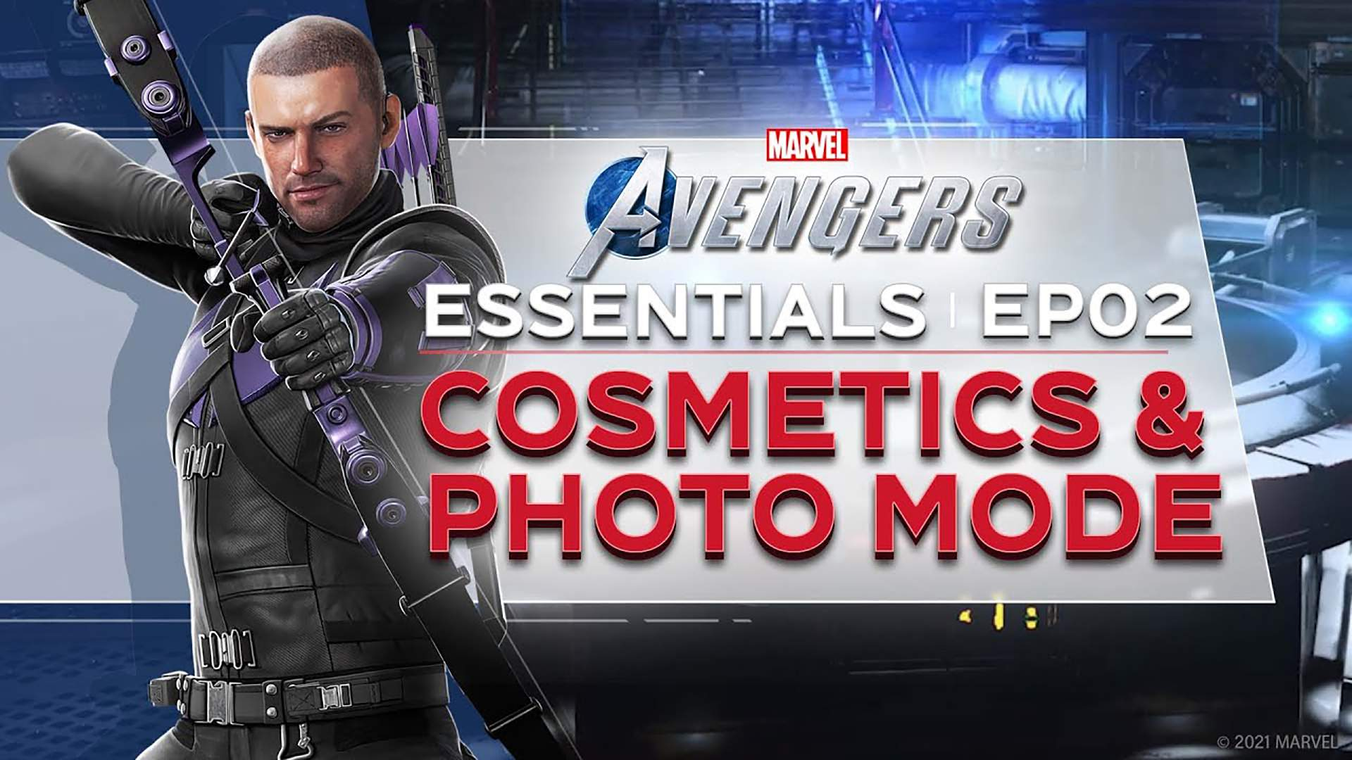 Marvel's Avengers Essentials, Episode 2: Cosmetics & Photo Mode