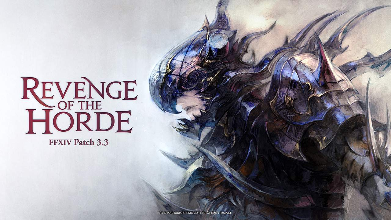 FFXIV: Palace of the Dead now LIVE!