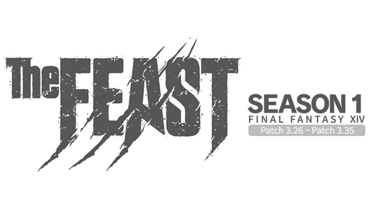 Season 1 of the Feast in FFXIV begins today!