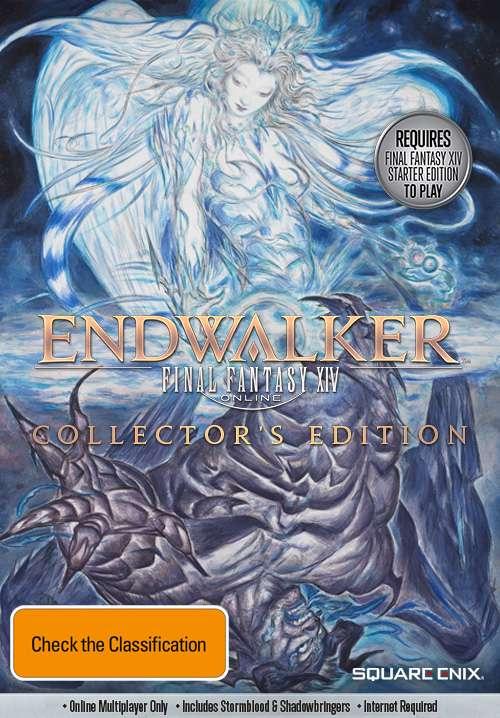 FINAL FANTASY XIV Endwalker Digital Collector's Edition