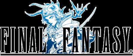 FINAL FANTASY 1 logo