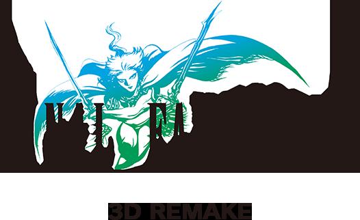 FINAL FANTASY 3 logo