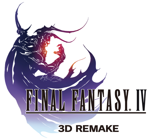 FINAL FANTASY 4 logo